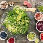 Quiche met broccoli, chorizo en gegrilde paprika